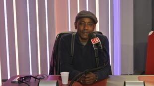 Tito Paris, nos  estúdios da RFI . Paris 03.04.2018