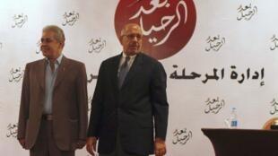 O Prêmio Nobel da Paz de 2005, Mohamed El-Baradei, foi nomeado novo primeiro-ministro interino do Egito neste sábado, 6 de julho de 2013.