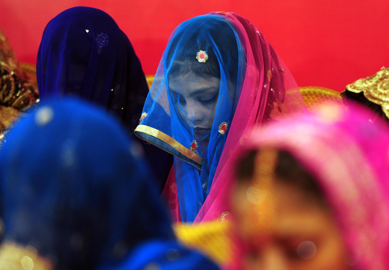 Le texte interdisant le mariage des enfants a été rejeté par la principale institution religieuse du Pakistan.