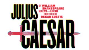 """Versão de """"Júlio César"""", de Shakespeare, causa polêmica em Nova York."""