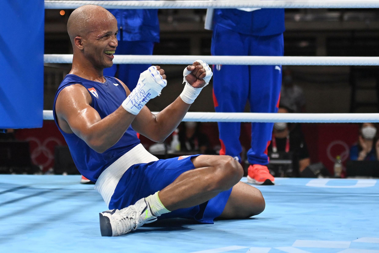 Roniel Iglesias logra el primer oro de Cuba en el boxeo de Tokio-2020 - RFI