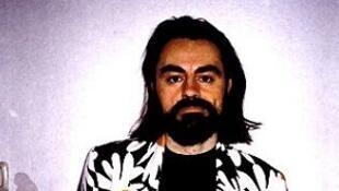 L'artiste musicien Gilles Bousquet dit Mister Flash.