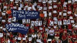 Quan điểm đòi độc lập với Trung Quốc ngày càng được nhiều người Hồng Kông ủng hộ.