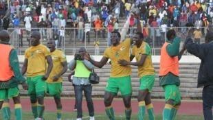 Wachezaji wa Zimbabwe