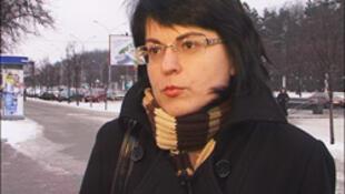 Наталья Радина - редактор сайта «Хартия 97»