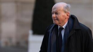 Le Défenseur des droits Jacques Toubon, ici à l'Elysée en janvier 2018.