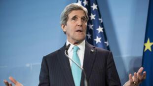 Waziri wa Mambo ya kigeni wa Marekani John Kerry