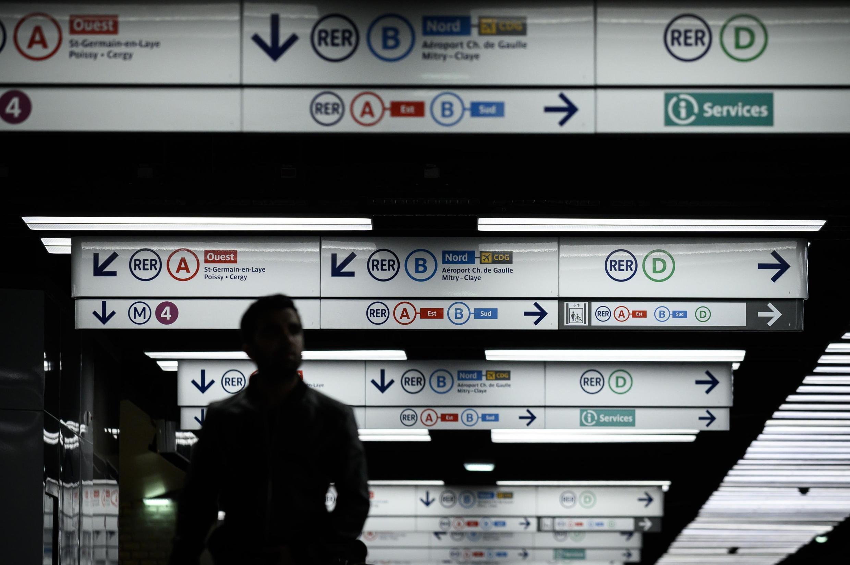 O transporte continua caótico na França