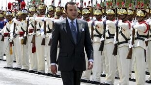 Morocco's King Mohammed VI, the Arab world's longest-serving monarch