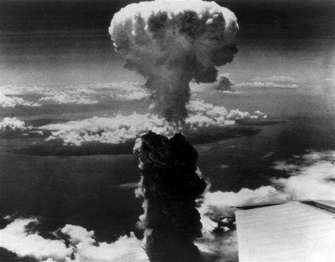 Trái bom nguyên tử thả xuống Nagasaki ngày 09/08/1945