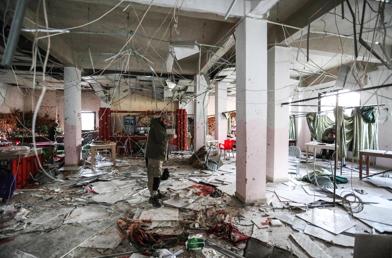 Le restaurant de la ville d'Idleb frappé par un attentat le 1er mars 2019 était fréquenté par des jihadistes étrangers combattant dans les rangs de Hayat Tahrir al-Cham, l'ex-branche d'al-Qaïda en Syrie.