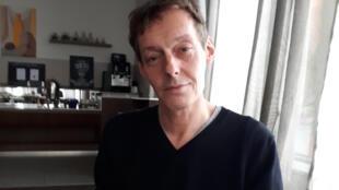 Laurent Lachand est l'un des huit réalisateurs à avoir été choisi pour mettre en images les matches de la compétition.