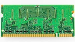 Một bộ vi mạch của tập đoàn Mỹ Micron Technology