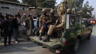 Après le massacre de l'école de Peshawar, l'armée pakistanaise a décidé de contre-attaquer.