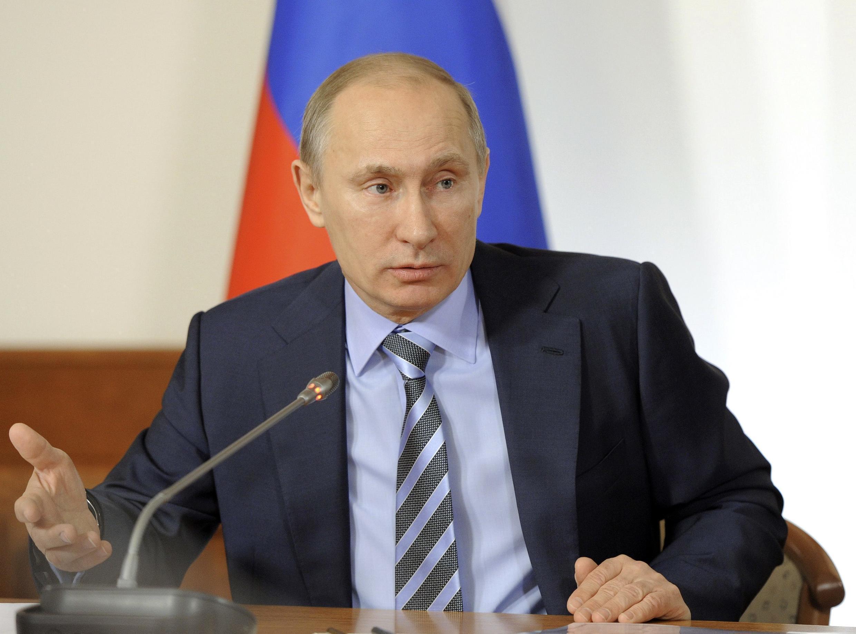 Thủ tướng Nga Putin