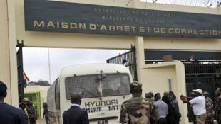 La Maison d'arrêt et de correction d'Abidjan accueille un grand nombre des 668 détenus recensés par le FPI.
