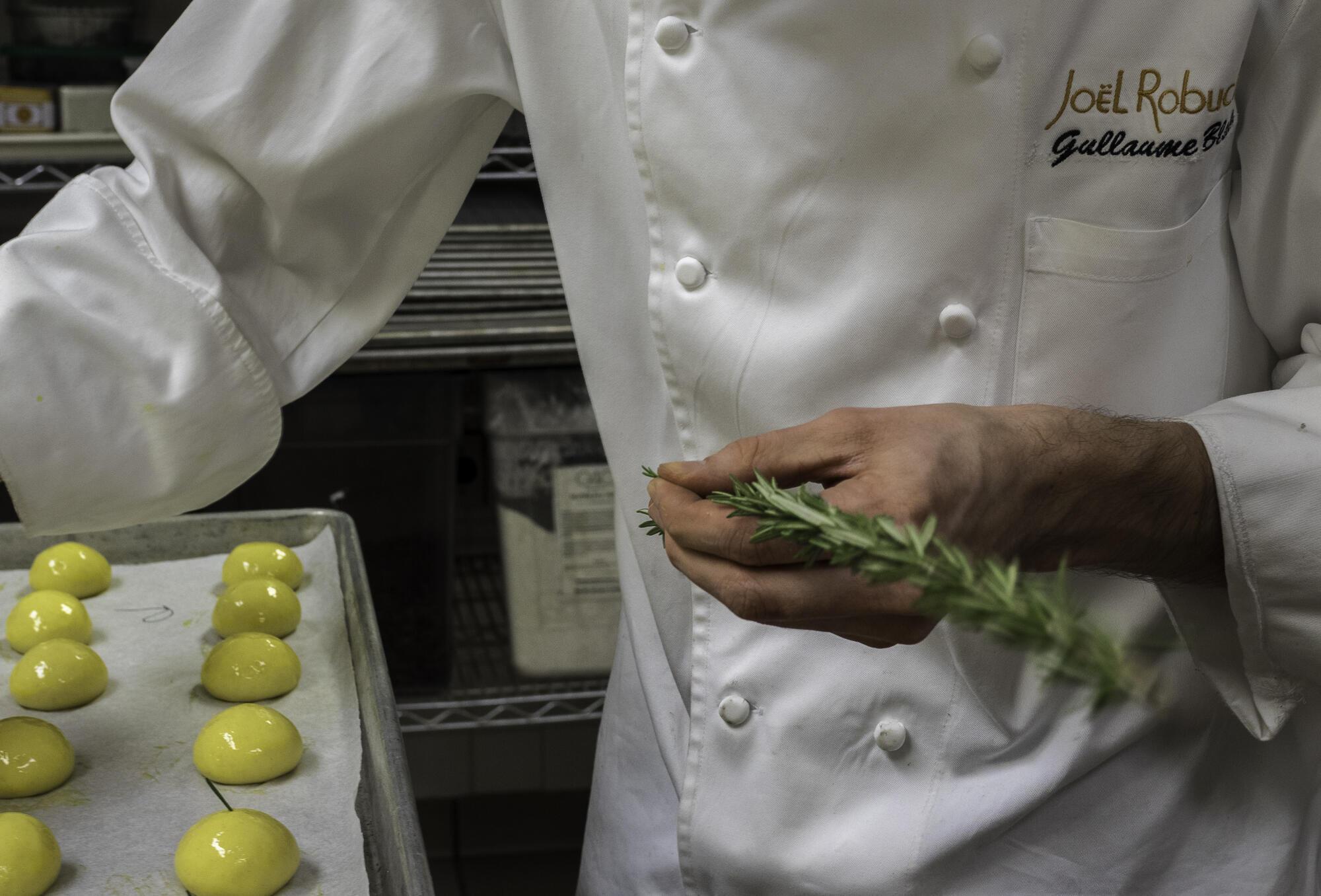 « À un moment de ma vie, j'ai réalisé que c'était le moyen-âge dans la cuisine. »