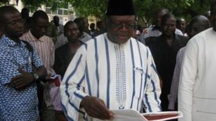 L'opposant Ablassé Ouedraogo a semble regretter l'époque d'Omar Bongo et de Felix Houphouët Boigny, deux chefs d'état réputés pour avoir eu la main généreuse.