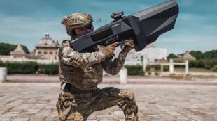 Le fusil brouilleur, le Nérod F5.