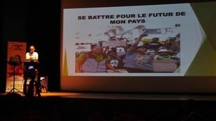 Lors de la conférence «Les jeunes ont des idées», de jeunes Malgaches sont venus débattre des actions concrètes pour lutter contre le changement climatique.