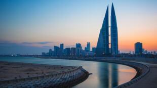 Vue de Manama, la capitale du Bahreïn.