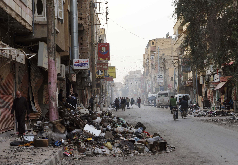 Shambulizi nchini Syria