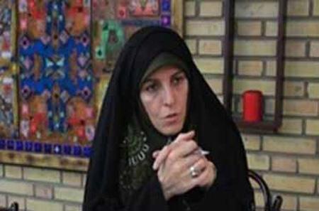 شهیندخت مولاوردی- معاون امور زنان و خانواده رئیس جمهور