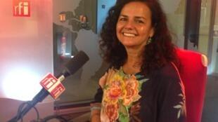 A Guia conferencista Zilda Figueredo