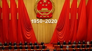 2020-10-23T021842Z_989322200_RC22OJ9S67AO_RTRMADP_3_KOREANWAR-ANNIVERSARY-CHINA