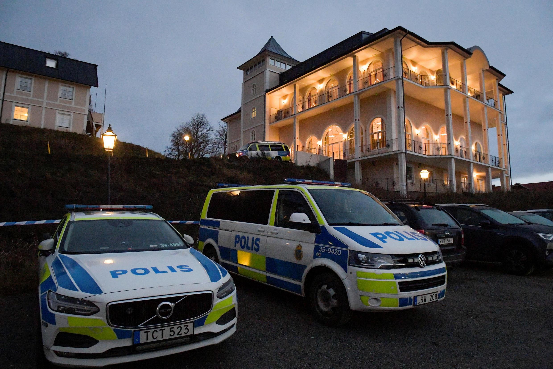 Foto do castelo de Johannesberg, em Rimbo, na Suécia