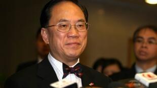 香港特首曾蔭權