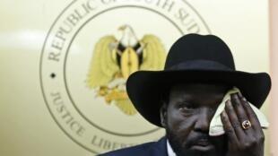 Salva Kiir Shugaban kasar Sudan ta kudu