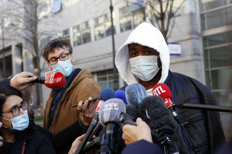France - Violences policières - Producteur - Michel