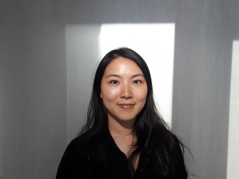 Claudia Yip, porte-parole de l'ONG Human Rights Monitor, à Hong Kong.