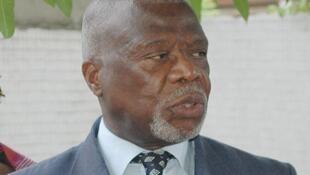 Bamba Moriféré, président du Rassemblement du peuple de Côte d'Ivoire (RPCI).