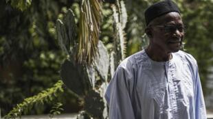 L'opposant tchadien historique Saleh Kebzabo.