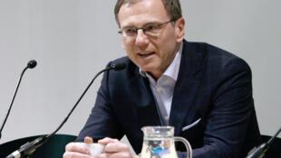 Armin Wolf en 2011.