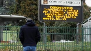 Kesi mpya 500 za maambukizi zimeripotiwa nchini Italia kati ya Februari 29 na Machi 1.