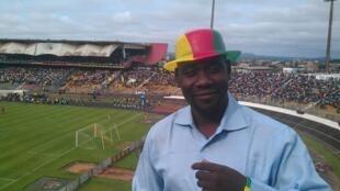Mwandishi wa habari wa RFI katika idhaa ya Hausa nchini Cameroon, Ahmed Abba.