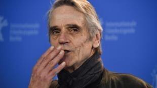 C'est Jeremy Irons («Watchmen», «Borgias», «Le Mystère von Bülow») qui préside le jury de cette 70e Berlinale.