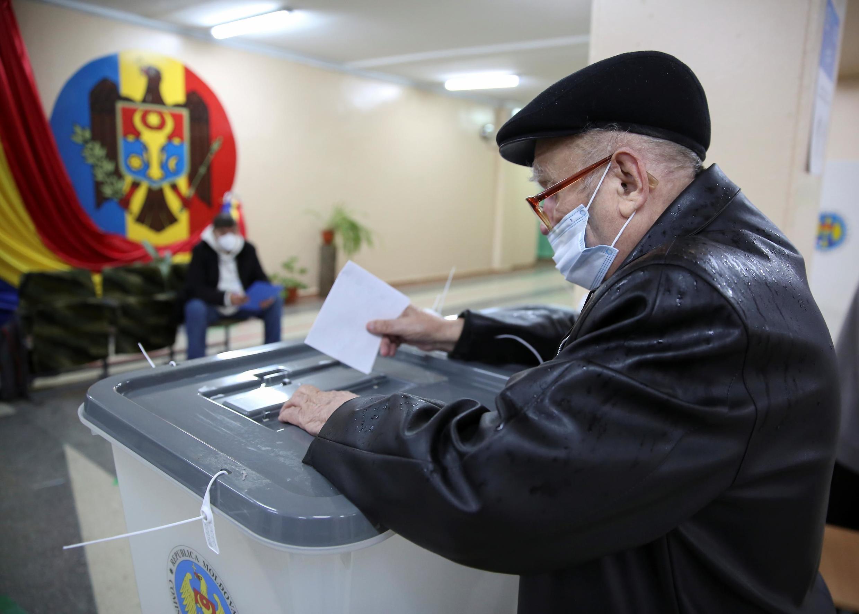 Les Moldaves voteront à nouveau demain, dimanche 15 novembre, après un premier tour il y a quinze jours.