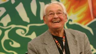 Andrzej Wajda, réalisateur et scénariste polonais.
