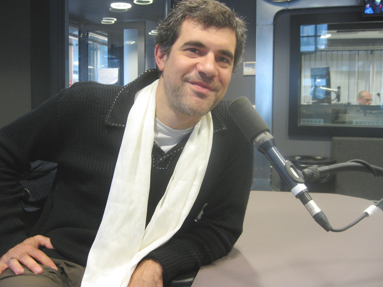 Hernán Genovese en RFI.