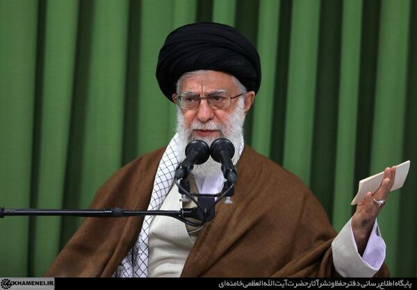 آیتالله علی خامنهای