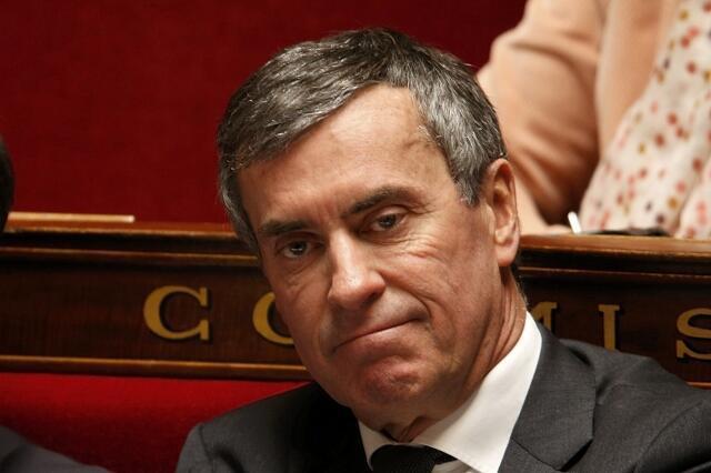 Бывший министр бюджета Жером Каюзак в Национальном собрании Франции 19/03/2013 (архив)