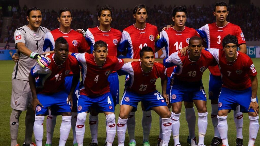 Timu ya taifa ya Costa Rica