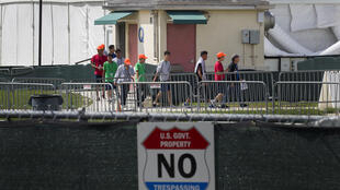 Amnistia Internacional compara a prisão o centro de abrigo de Homestead, no Estado da Florida.