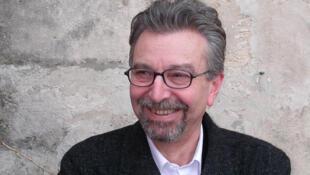 L'intellectuel syrien Farouk Mardam-Bey.
