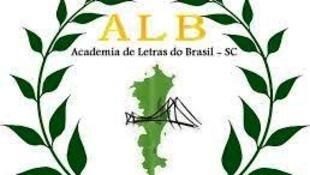 Logo da Academia de Letras do Brasil, que abre representação em Cabo Verde