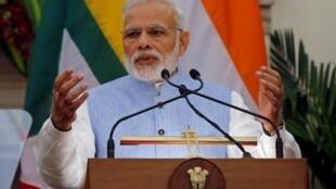 O resultado da votação é um aval para o governo do primeiro-ministro Narendra Modi